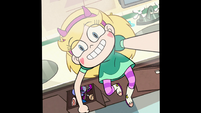 S2E1 Star Butterfly opening a drawer