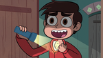 S2E25 Marco Diaz 'look at it in just the right light'