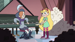 S2E40 Star Butterfly returning Ruberiot's notebook