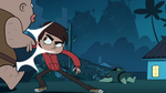 S1E7 Marco punches out a minion