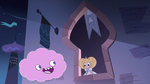 S2E40 Star Butterfly summons Cloudy again