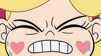S2E32 Star Butterfly clenches her eyes closed