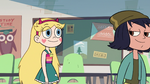 S2E16 Janna walking away from Star Butterfly