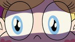 S2E25 Close-up on Star Butterfly's eyes of temptation