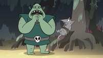 S2E12 Buff Frog 'what am I doing?'