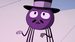 S2E22 Spider With a Top Hat listening to Rock