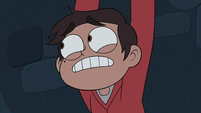 S3E7 Marco Diaz looking very concerned