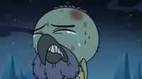 S3E3 Ludo crying tears