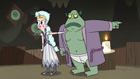 S3E5 Moon and Buff Frog tell Star to go to her room