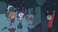 S3E7 Marco and the Resistance chained up