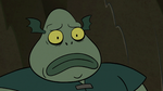 S2E20 Buff Frog concerned about Ludo