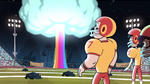 S1E4 Rainbow mushroom cloud