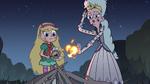 S3E1 Queen Moon struggles to light a fire
