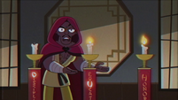 S2E37 Grandmaster gestures to the middle candle