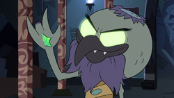 S2E41 Ludo-Toffee with a regrown magic hand