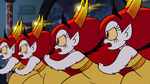 S2E41 Hekapoo's clones charge toward Ludo-Toffee