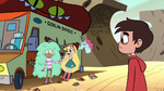 S2E33 Star Butterfly helps Kelly off the ground