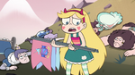 S2E15 Star Butterfly apologizing to her mother