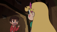 S2E28 Marco Diaz tells Star to calm down