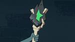 S2E35 Ludo's magic wand in his hand