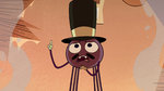 S2E22 Spider With a Top Hat introduces himself to his enemy