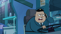 S1E10 Bus driver on the phone