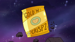 S2E2 Bag of potato chips in space