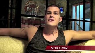 Greg Finley Talks Star Crossed on the set