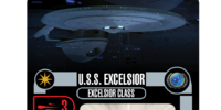 USS Excelsior - Excelsior Class (Cost - 26)