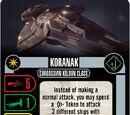 Koranak - Cardassian Keldon Class (Cost 26)