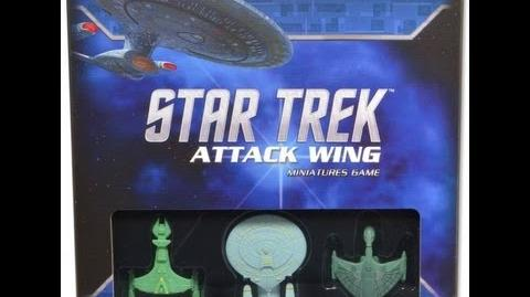 Game On - Star Trek Attack Wing Starter Overview