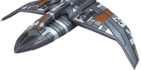 Interceptor 5 - Bajoran Interceptor (Cost 16)