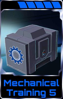 Mechanical Training 5