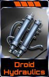 Droid Hydraulics