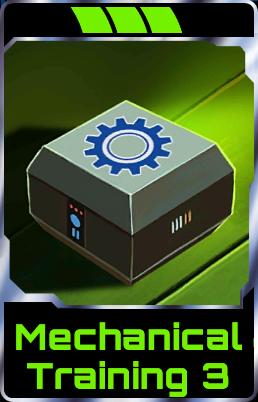 Mechanical Training 3