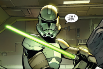 Clone Jedi Ding