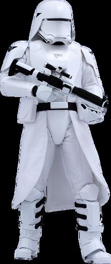 First order snowtroper