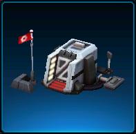 Empire barracks lvl3