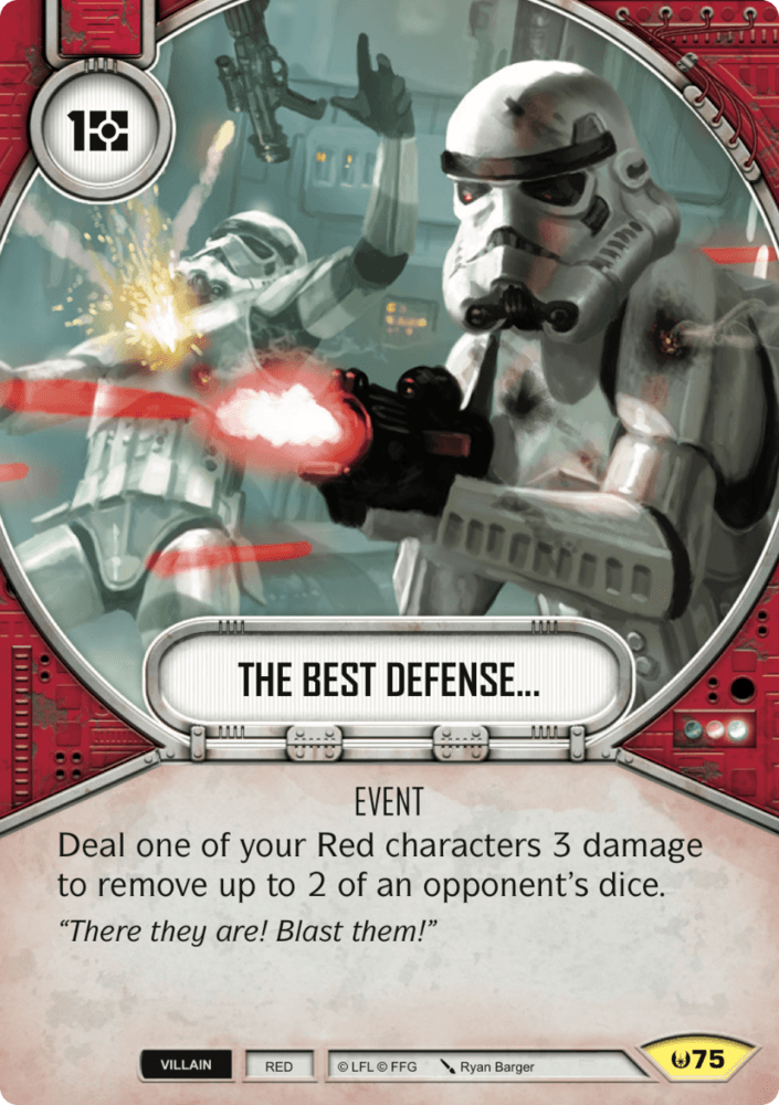 Swd01 the-best-defense