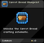 Carrot Bread Blueprint infobox