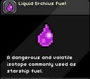 Liquid Erchius Fuel