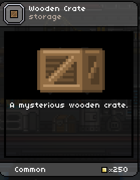 WoodCrate