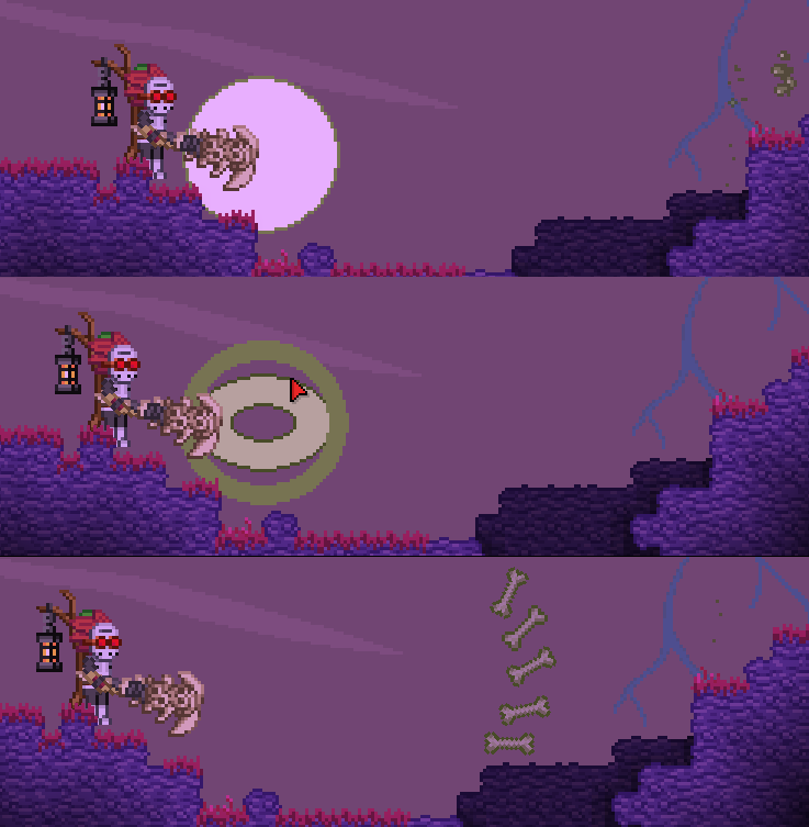 Alien Crafting Table Starbound