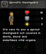 Sprout's Chestguard