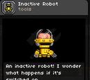 Inactive Robot