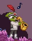 Saxophone use
