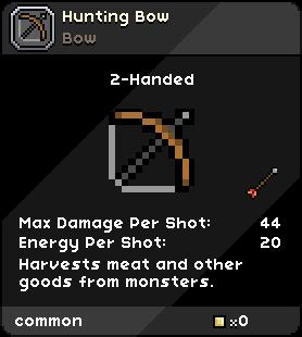 Huntingbow infobox