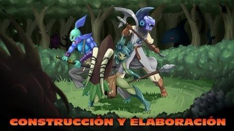 STARBOUND ESPAÑOL - EP 07 - CONSTRUCCIÓN Y ELABORACIÓN