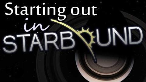 Getting Started in Starbound