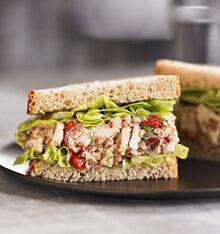Starbucks BLT Sandwich